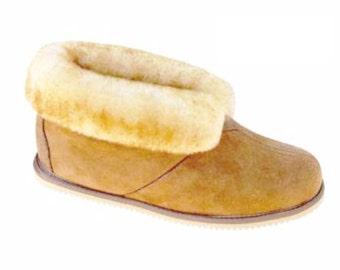 Vibram-sole Classic Sheepskin Slippers