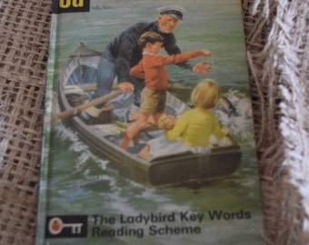 6a.. Our Friends. Ladybird Key Words Reading Scheme. Peter and Jane. Vintage Ladybird Book