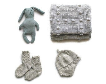alpaca SOCKS, ALPACA WOOL baby socks, Hand knit baby socks, knit baby socks, newborn socks, white baby socks, baby newborn gift