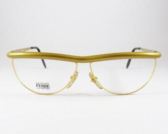 Vintage, 80s, Gianfranco Ferre Lunettes GFF 31/N, Cat Eye Glasses, Womens Eyeglasses, Sunglasses, Gift Ideas, Optical Glasses, Eyeglasses