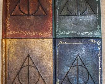 Harry Potter Deathly Hallows Sketchbook/Notebook