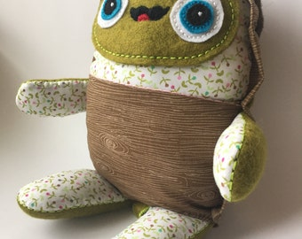 Baby Turtle Plushie