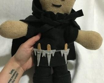 Vax'ildan Half-Elf Rogue Plushie
