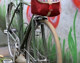 handlebar bag rolltop MyBikeBag by Velohorosho