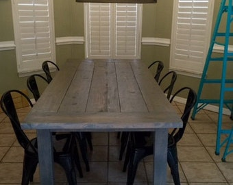 7ft Harvest Table (Local Pick up/Delivery Only!)