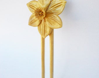 "Hairpin ""Narcissus"""