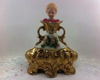 Found Art Bacardi Doll