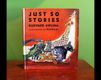 a recount of rudyard kiplings childrens books Rudyard kipling was an english writer best known for the children's book the jungle bookhe was born joseph rudyard kipling on december 30 th, 1865 in bombay, india to john lockwood kipling, a pottery designer and sculptor, and alice kipling.