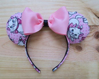 Marie Aristocats Minnie Mouse Ears
