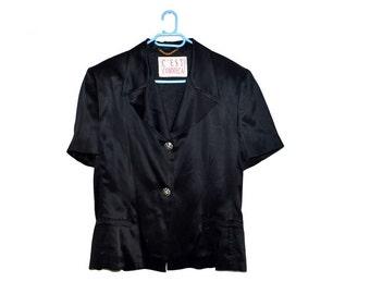 Short sleeve blazer – Etsy