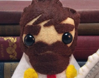 Michael Carpenter - Dresden Files plushie