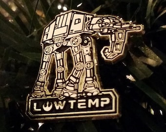 Gramatik's LOWTEMP Star Wars Pin (2 for 15.00)