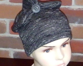 Handmade chemo (chemotherapy) hats for boys, teenagers or children