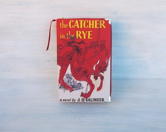 Book-clutch The CATCHER in the RYE