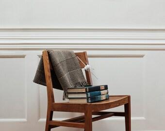 gunlocke wood mid century chair - Mid Century Lounge Chair