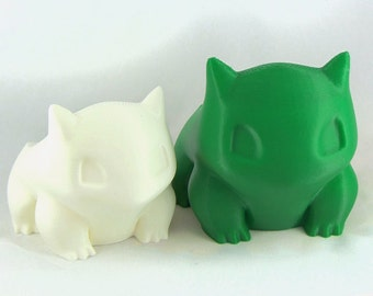 HOT SUMMER SALE! Bulbasaur Planter - 3D Printed Pokemon Planter