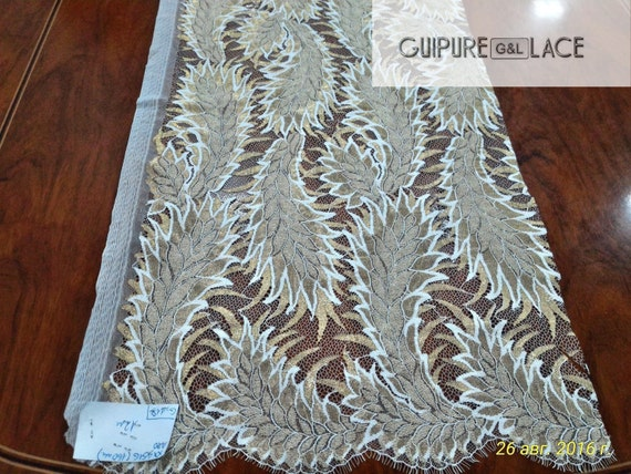 Gorgeous Chantilly Lace Fabric