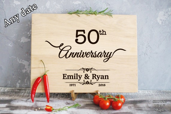 65th Wedding Anniversary Gift For Parents : Anniversary gift for parents 65th Anniversary gift 50th Anniversary ...
