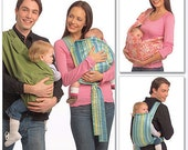 BABY CARRIER Sewing Pattern -  Baby's & Infants Carriers Last One