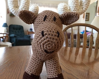 Ludwig the Moose, Made to Order