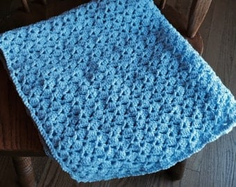 Lacy Summer Baby Blanket