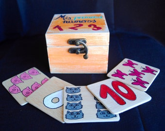 Numbers game for kids