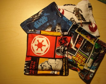 Star Wars bean bag/therapy bags.