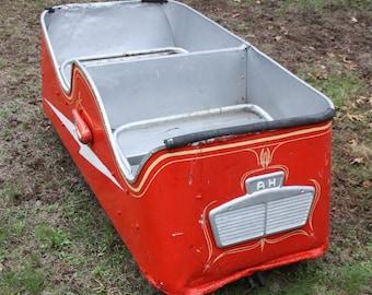 Vintage Roller Coaster Car Repurpose Reuse