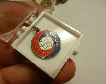 Vintage NASA Apollo Space Program Charm