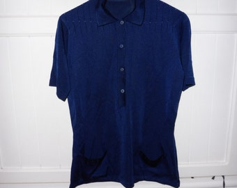 Polo t-shirt size 38-40 - early 1970s