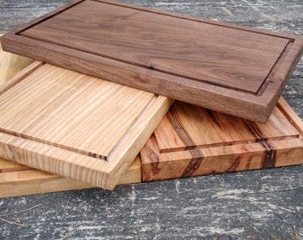 Cutting Board- Hardwood Cutting Board- Custom Cutting Board