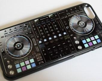 Custom Printed Pioneer DDJ-RZ DJ Controller Geekery Apple iphone 4 4s 5 5s 5c 6 6 plus case cover
