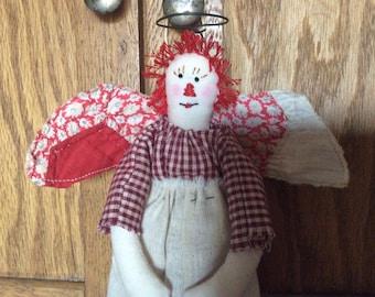 Raggedy Annie Angel