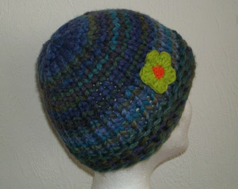 Hat Beanie for girls of 2-5 years