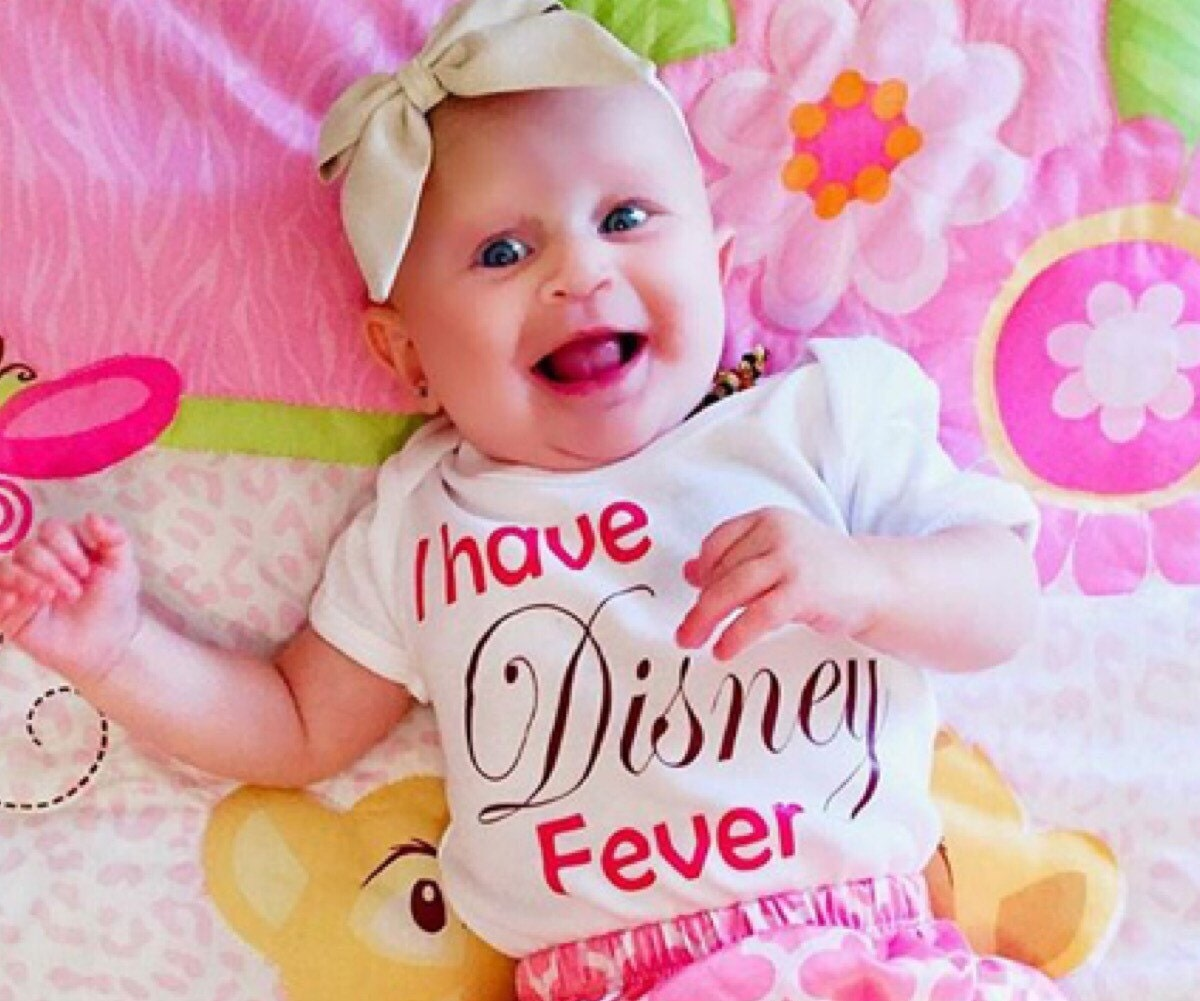 Disney esie baby girl outfit baby clothes handmade