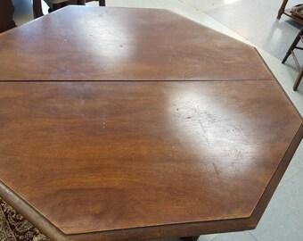 Hexagonal wrought iron Table