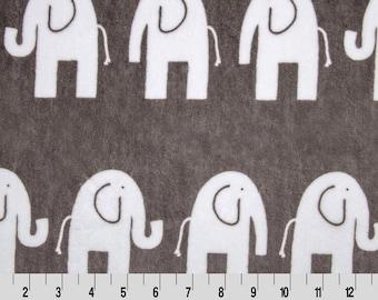Minky Elephant Etsy
