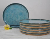 Dinnerware, Place Setting, Dinner Plates, Pottery, Dinner Plates, Wheel Thrown Pottery, Dinnerware, Pottery Handmade, Plates, Tray, Platters
