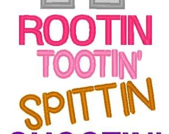 Rootin Tootin Cowgirl