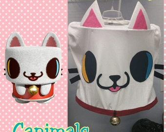 Custom Canimal Halloween Costume, kids costume, Korean cartoon