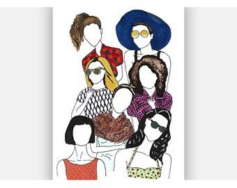 Print Girls