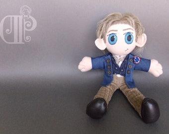 Gavroche Les Miserables Plush Doll Plushie Toy
