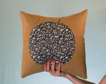Rune Throw Pillow
