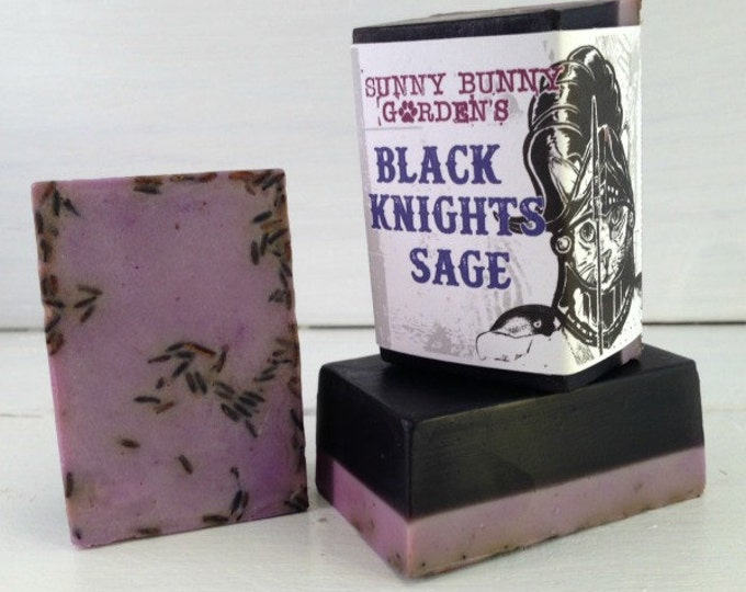 Lavender Sage Soap Bar, Lavender Soap Guys Love, Small Gifts, Lavender Bud Soap, Organic Lavender and Sage Soap, Soap for Men, Soap for Dad