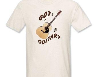 Got Guitar? T-Shirt - Free Shipping
