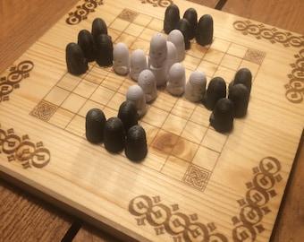 Viking chess/Hnefatafl/Tablut  9x9