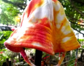 Hand dyed Fisherman Hat