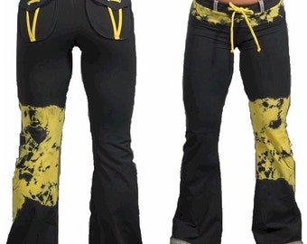 Cargo Tie Dye Workout Activewear Pant