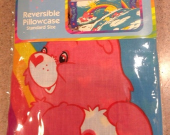 Sale 2002 Care Bears Pillowcase new in package
