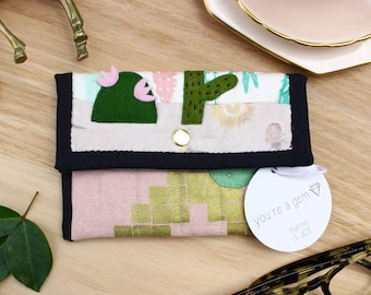 You're Cactus Purse. Colourful, Quirky, Modern Design